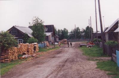 Zotino in spring 2002